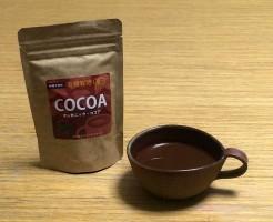 ウインドファーム有機栽培ココア